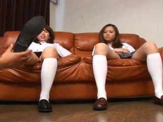 Porner Premium: Two asian foot fetish ...