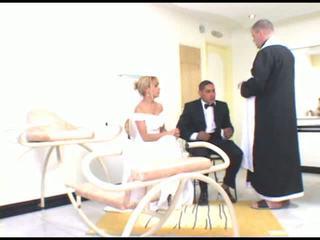 처음으로 결혼식 씨발