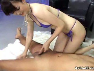 Ai himeno loves caralho provocação e grupo masturbation