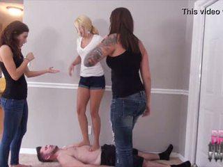 kwaliteit parmantig tieten scène, trampling seks, nominale smother