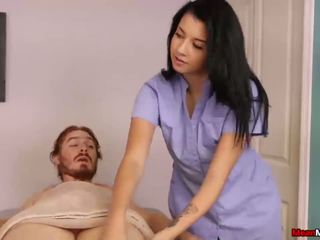 Handjob Punishment: Free Mean Massage HD Porn Video ef