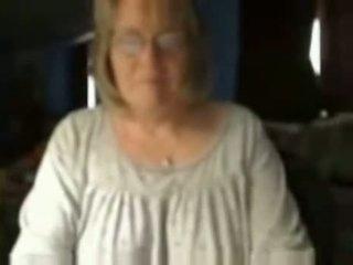 Bà nội trên omegle - bẩn cẩm sluts