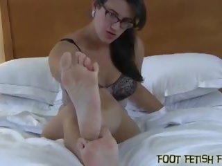 full hard video, ideal foot fetish thumbnail, new femdom
