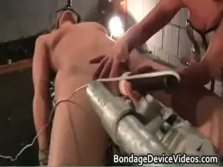 Clothespins And Stuffed Mouths Bdsm Scene Part6