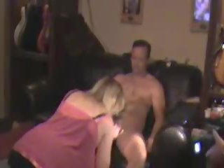 Blowing the Neighbor: Homemade Porn Video 47