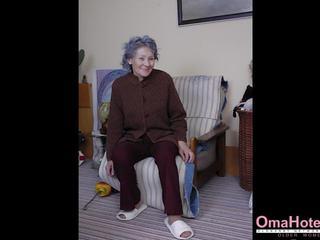 oma vid, alle vers, mooi grannies scène