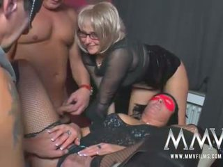 schommel video-, een milf video-