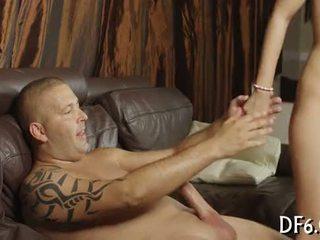 hq wit porno, meer jong actie, echt zuig- film