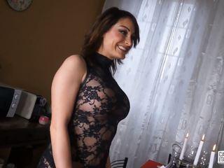 groot brunettes, anaal scène, hd porn