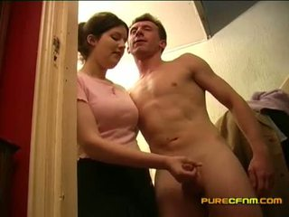 nowy podglądanie, miga pieprzyć, masturbacja film