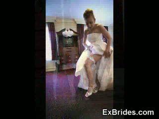 Real Young Brides!