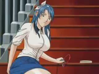 hentai klem, een anime