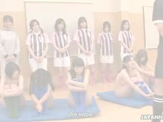 online japanse, een speelgoed neuken, heetste groepsseks