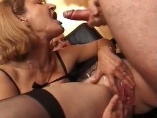 group sex scene, swingers, see milfs