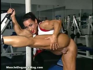 Denise Masino 03 - Female Bodybuilder