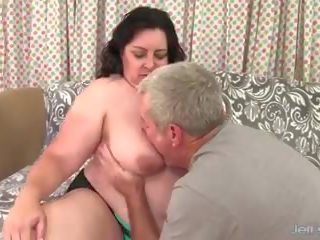 Raunchy BBW is Fucked up Her Tight Asshole: Free HD Porn b0