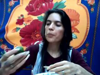 gjatë natyror nails: gjatë nails porno video b9