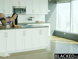 Blacked kolej parti does değil bilmek yüzme sabrina banks loves bbc