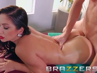 brunette, groot massage, ideaal pov