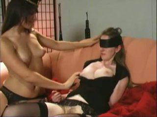 Natali Demore and Bobbi Starr - Bondage Orgasms