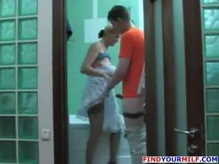 Soviet trưởng thành mẹ seductions 02