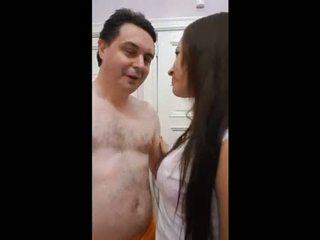 girl, blowjob all, vagina