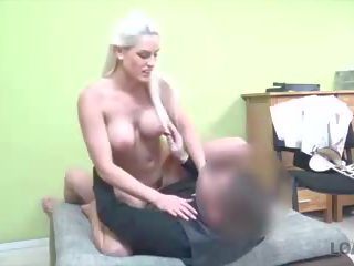 Loan4k Perfect Tits and Best Blowjob for a Credit...