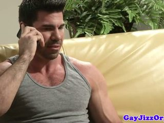gay, hot stud film, great muscle