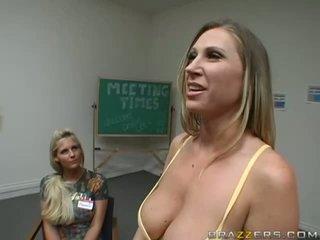 pik, heetste orale seks, alle grote tieten