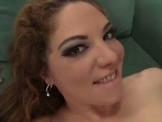 suck action, cum, huge tits thumbnail