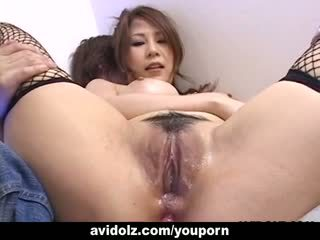 Perfekt hottie yuki aida gets sie arsch toyed uncensored