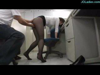 nominale japanse porno, hq kantoor seks, japan neuken