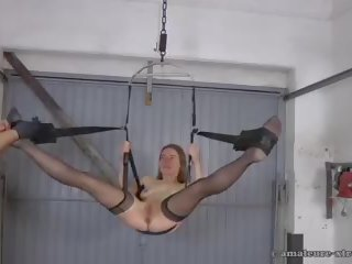 you vibrator, fisted channel, fun bdsm thumbnail