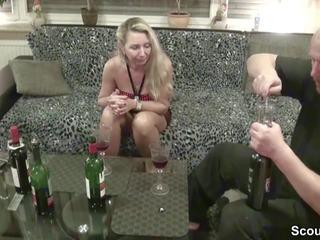 Geile MILF Nachbarin Besoffen Gemacht Und Gefickt: Porn 61