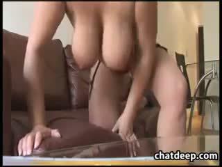 een grote borsten thumbnail, webcam seks, oma neuken