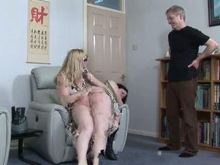 hd porn, mooi spanking klem