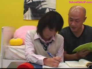 छात्र, युवा, जापानी, लड़की