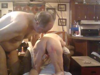vibrator, sex toys action, full granny
