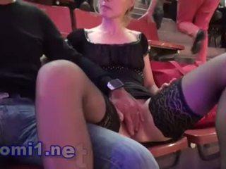 sex in public stadium
