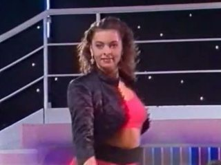 Italiyano tv ipakita - tutti frutti - kandidatin sabine