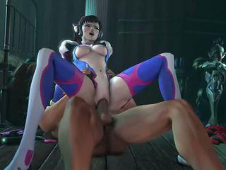 בנות ב overwatch יש לי סקס