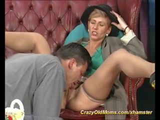 German Mom Enjoys Her First Anal Sex, Porn 2d