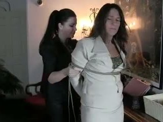 real bdsm film, bondage clip