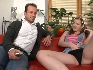 най-горещите брюнетка, шега oral sex проверка, проверка тийнейджъри