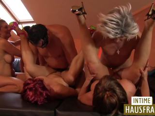 Sex Party 1: Intime Hausfrauen HD Porn Video 3c