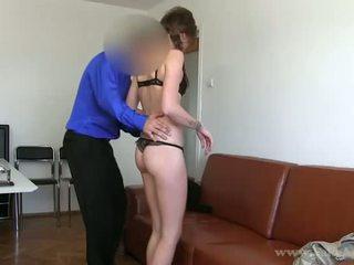 hardcore sex, vaginale sex, auditie film