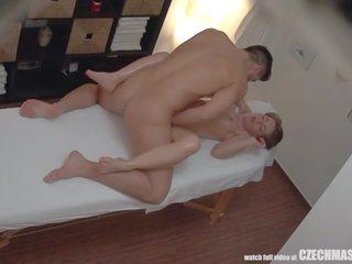 massage, czech massage channel