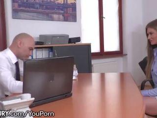 fun brunette tube, nice sucking cock, anal sex scene