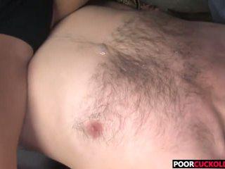 hoorndrager klem, nominale interraciale, femdom
