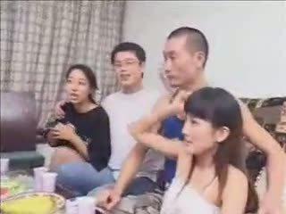 ryhmäseksiä, vaimo, hardsextube, kiinalainen